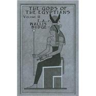 Gods Of The Egyptians - 2 Vols by Budge, 9780415648073