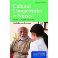 Cultural Competencies for Nurses by Dayer-Berenson, Linda, 9781449688073