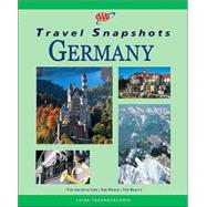 AAA Travel Snapshots - Germany by AAA, 9781562518073