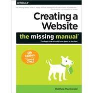 Creating a Website by MacDonald, Matthew, 9781491918074