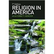Religion in America by Corbett-Hemeyer; Julia, 9781138188075