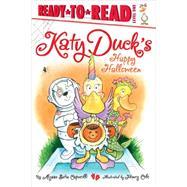Katy Duck's Happy Halloween by Capucilli, Alyssa Satin; Cole, Henry, 9781442498075