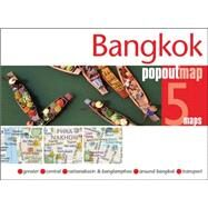 Bangkok Popout Map by Compass Maps Ltd., 9781910218075