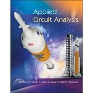 Applied Circuit Analysis by Sadiku, Matthew; Musa, Sarhan; Alexander, Charles, 9780078028076