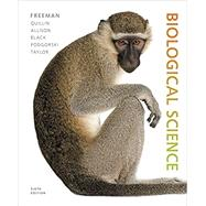 BIOLOGICAL SCIENCE (LL)-W/MOD.MASTERING by Unknown, 9780134528076