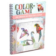 Color-Gami by Donahue, Masao, 9781626868076
