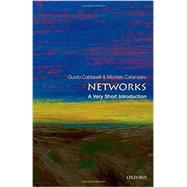 Networks: A Very Short Introduction by Caldarelli, Guido; Catanzaro, Michele, 9780199588077