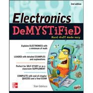 Electronics Demystified, Second Edition by Gibilisco, Stan, 9780071768078