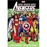 Avengers by Kurt Busiek & George Perez Vol. 2 Omnibus by Marvel Comics, 9780785198079
