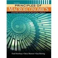 Principles of Macroeconomics by Newbury, Fred; Shorow, Dave; Herring, Gus, 9781465278081