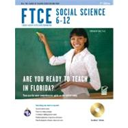 FTCE Social Science 6-12 by Staff of Research Education Association, 9780738608082