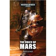 The Voice of Mars by Guymer, David, 9781784968083