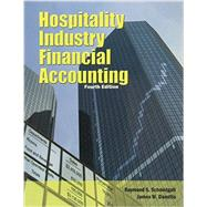 Hospitality Industry Financial Accounting with Answer Sheet (AHLEI) by Schmidgall, Raymond S.; Damitio, James W., Ph.D, CMA; American Hotel & Lodging Association, 9780133768084
