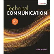 Technical Communication with 2016 MLA Update by Markel, Mike, 9781319088088