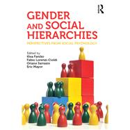 Gender and Social Hierarchies: Perspectives from Social Psychology by Faniko; Klea, 9781138938090