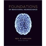 Foundations of Behavioral Neuroscience (paper) Plus NEW MyLab Psychology  with eText -- Access Card Package by Carlson, Neil R., 9780205968091