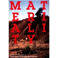 Materiality by Lange-Berndt, Petra, 9780262528092