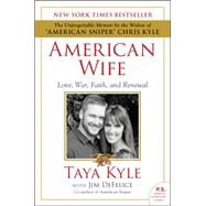 American Wife by Kyle, Taya; DeFelice, Jim (CON), 9780062398093