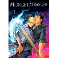 Midnight Stranger 1 by Naono, Bohra, 9781421588094