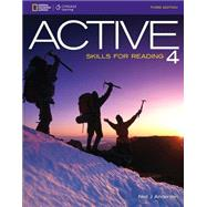 Active Skills for Reading 4 by Anderson, Neil J., 9781133308096