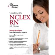 Cracking the NCLEX-RN, 9th Edition by PRINCETON REVIEW, 9780375428098