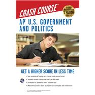Ap U.s. Government & Politics Crash Course by Krieger, Larry, 9780738608099