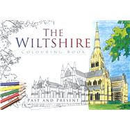 The Wiltshire Colouring Book by History Press, 9780750968102