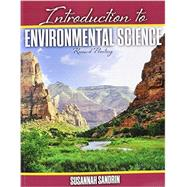 Introduction to Environmental Science by Sandrin, Susannah, 9781465288103