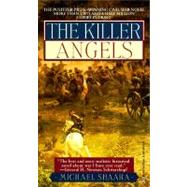 The Killer Angels by SHAARA, MICHAEL, 9780345348104