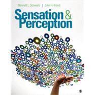 Sensation & Perception by Schwartz, Bennett L.; Krantz, John H., 9781483308104