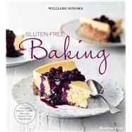 Williams-sonoma Gluten-free Baking by Kidd, Kristine; Breakey, Annabelle, 9781616288105