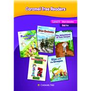 Caramel Tree Readers Level 6 Storybooks Set 6a by Coates, Jan L.; Jamieson, Will; Henzel, Cynthia Kennedy; Hunt, Jared, 9788966298105