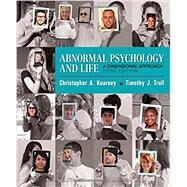 Abnormal Psychology and Life A Dimensional Approach by Kearney, Chris; Trull, Timothy J., 9781337098106