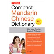 Tuttle Compact Mandarin Chinese Dictionary by Dong, Li, 9780804848107