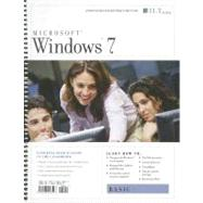 Windows 7: Basic + Certblaster by Axzo Press, 9781426018107
