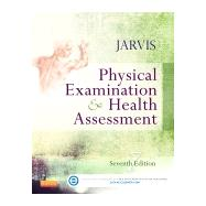Physical Examination and Health Assessment by Jarvis, Carolyn, 9781455728107
