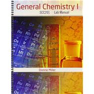 General Chemistry I Scc201 by Miller, Dionne, 9781465228109