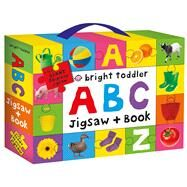 Bright Toddler: ABC Jigsaw and Book Set by Priddy, Roger, 9780312518110