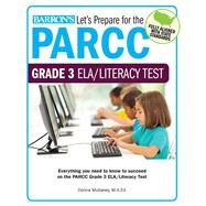 Let's Prepare for the Parcc Grade 3 Ela Test by Mullaney, Donna, 9781438008110
