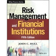 Risk Management and Financial Institutions by Hull, John, 9781119448112