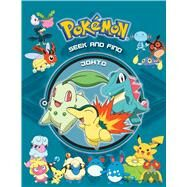 Pokemon Seek and Find by Viz Media, 9781421598116