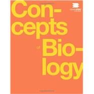 CONCEPTS OF BIOLOGY by Samantha Fowler; Rebecca Roush; James Wise, 9781938168116