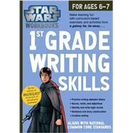 Star Wars 1st Grade Writing, for Ages 6-7 by Workman Publishing, 9780761178118