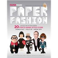Paper Fashion by Stark, Daniel; Tabet, Maria; Youn, Jieun; Chow, Stanley, 9781576878118