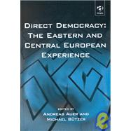 Direct Democracy by Auer, Andreas; Butzer, Michael, 9780754618119