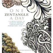 One Zentangle a Day : A 6-Week Course in Creative Drawing for Relaxation, Inspiration, and Fun by Krahula, Beckah, 9781592538119