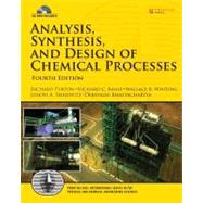 Analysis, Synthesis and Design of Chemical Processes by Turton, Richard A.; Bailie, Richard C.; Whiting, Wallace B.; Shaeiwitz, Joseph A.; Bhattacharyya, Debangsu B., 9780132618120