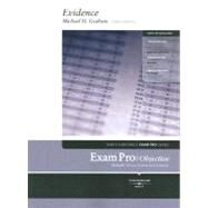 Evidence: Exam Pro by Graham, Michael H., 9780314188120