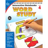 Word Study Grade 4 by Carson-Dellosa Publishing, LLC, 9781483838120