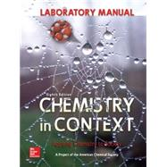 Laboratory Manual Chemistry in Context by American Chemical Society, 9780073518121
